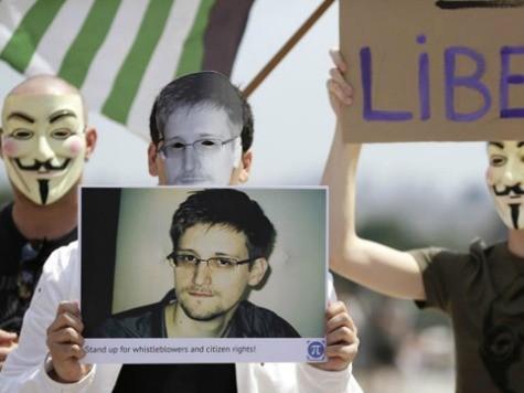 Snowden: Traitor