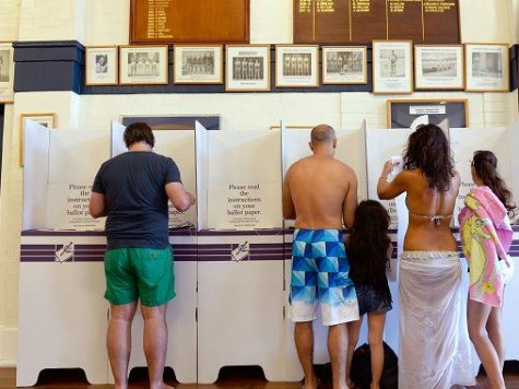 Multiple Voting in Australia Triggers Voter Fraud Investigation