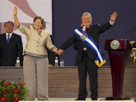 Former Leftist Guerrilla Leader Sworn in as President of El Salvador