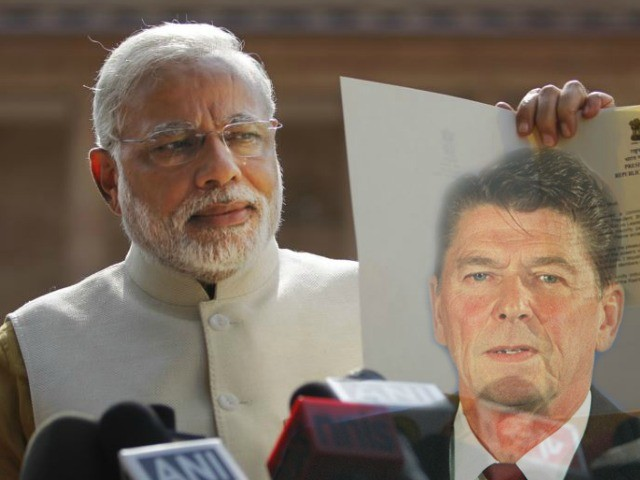 Narendra Modi: India's Reagan?