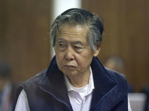 Former Peruvian President Alberto Fujimori Demands Pension from Prison