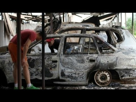 Evidence Shows Ukrainian Airstrike Caused Luhansk Explosion