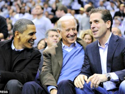 Ukraine's Burisma Hires Joe Biden's Son as Company Lawyer