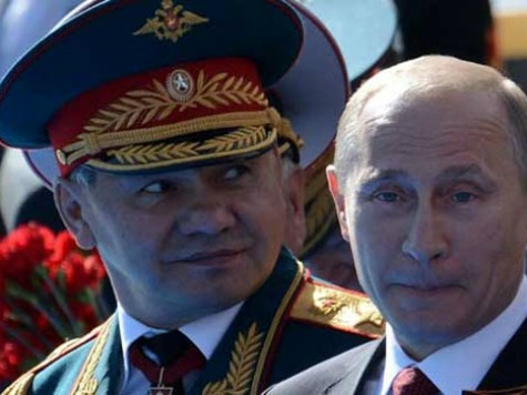 Flashback: Russian Defense Minister Claims West Wants to 'Diminish' USSR Role in WWII