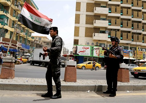 Iraqi Officials Say Militants Seize City of Tikrit
