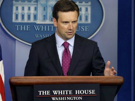 White House 'Gratified' That Republicans Are Not Blocking Amnesty