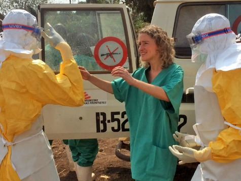 Sierra Leone On Lockdown Following Ebola Outbreak