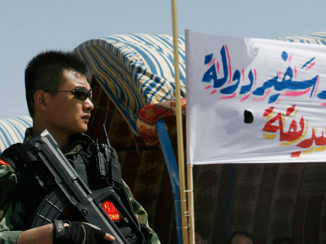 Chinese Special Envoy Meets with Iraqi PM, Vows 'Steadfast' Support against ISIS