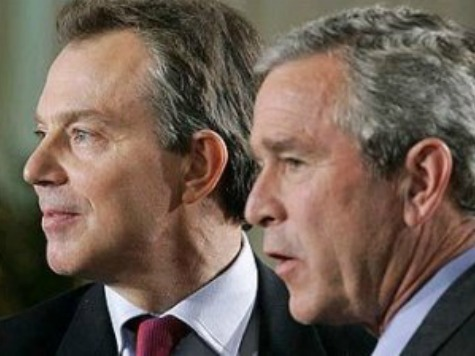 Tony Blair: Bush Beat Al Qaeda In Iraq, Obama Left Too Soon