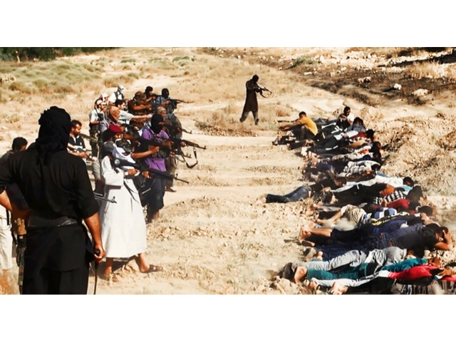ISIS Posts Images of Mass Killing in Iraq