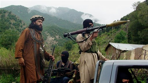 Pakistan Army Launches Offensive Against Militants Near Afghan Border