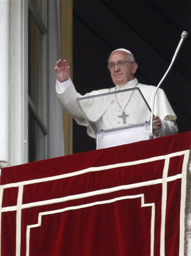 Pope: 'Tired' Europe 'Discards' the Elderly…