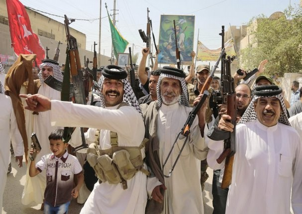 As Violence Worsens in Iraq, Kerry Announces US is 'Open' to Talks with Iran