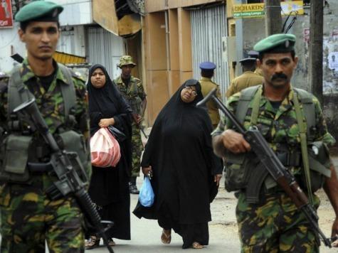 Buddhist-Muslim Clashes Erupt in Sri Lanka