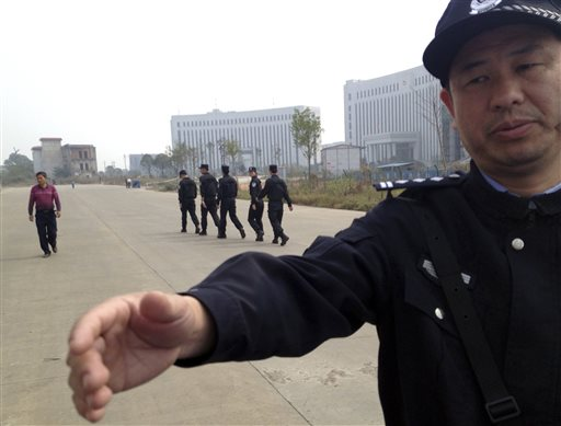 China Jails Citizen Activists up to 6 1/2 Years