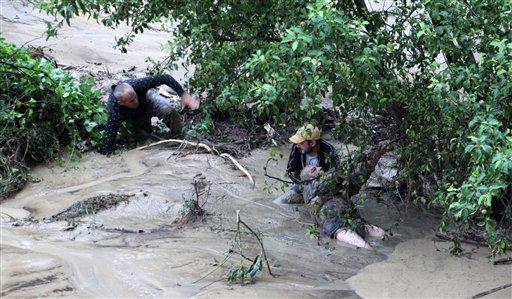 12 Die in Flooding in Bulgaria After Heavy Rain