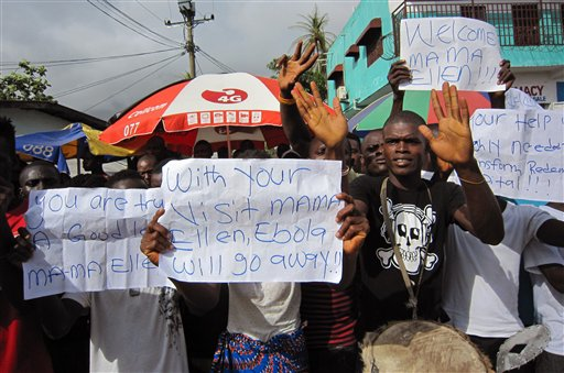 Doctors Without Borders: Ebola in West Africa 'Out of Control'