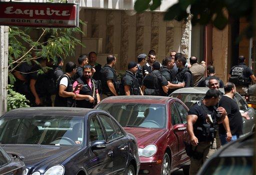 Bombing, Arrests Spark Fear in Lebanon