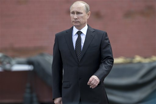 Putin Withdraws Request to Use Force in Ukraine