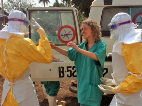 World View: Ebola Virus Is 'Out of Control' in Western Africa