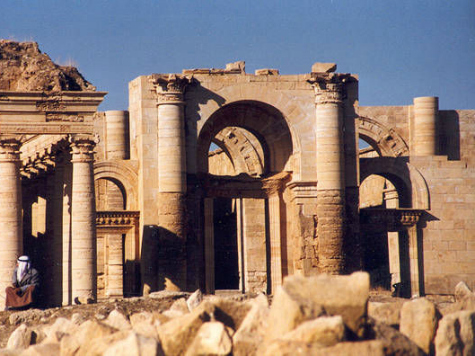 Islamist ISIS Terrorists Could Destroy Ancient City Ruins Used in 'The Exorcist'