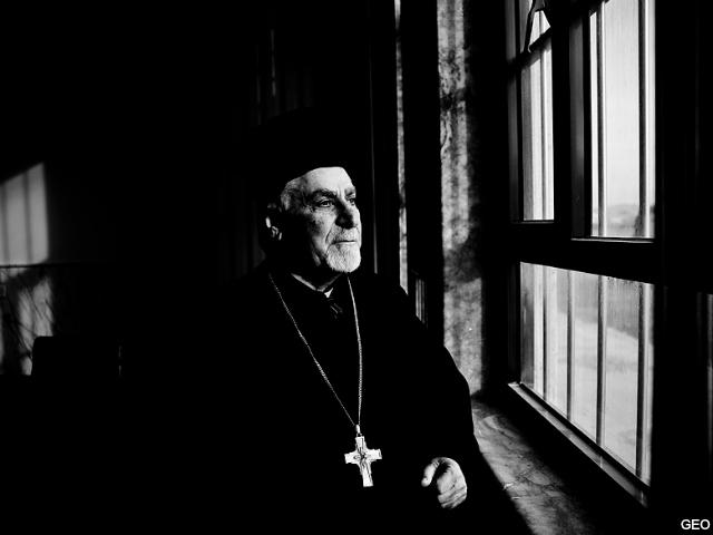 Archbishop's Last Stand in Iraq
