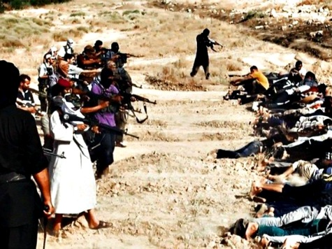 Shock Video: ISIS Conducting Mass Executions, Throwing Iranians Over Cliffs in Syria