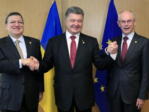 The EU's Tactics Over Ukraine Are Fatally Flawed