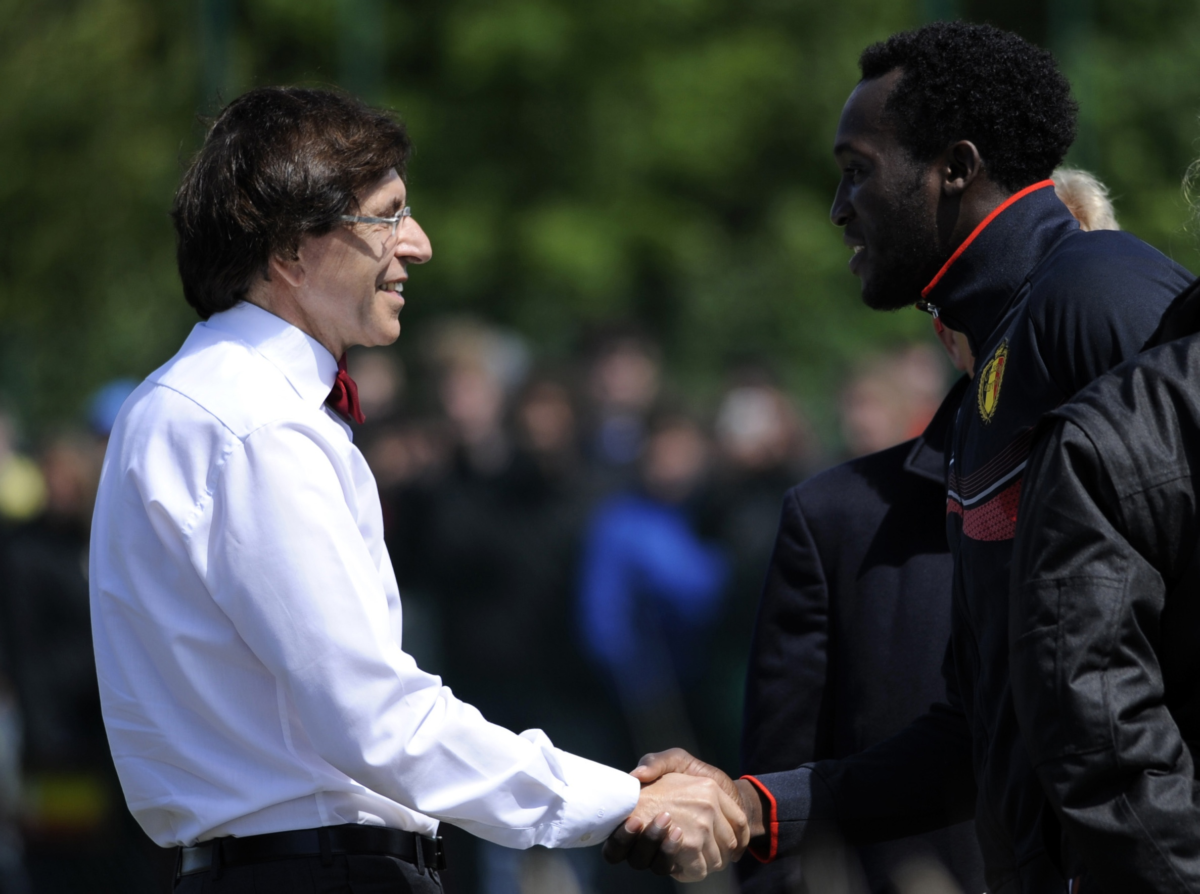 Belgian PM Offers Obama Beer Bet over World Cup Clash