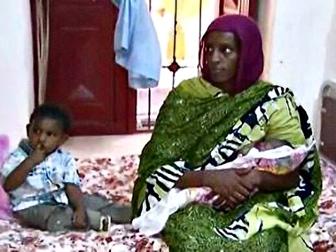 Sudanese Christian Mother Jailed for Apostasy Now 'Safe' at US Embassy