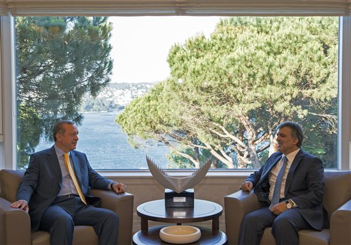 Turkish PM Erdogan Seeking Presidential Post