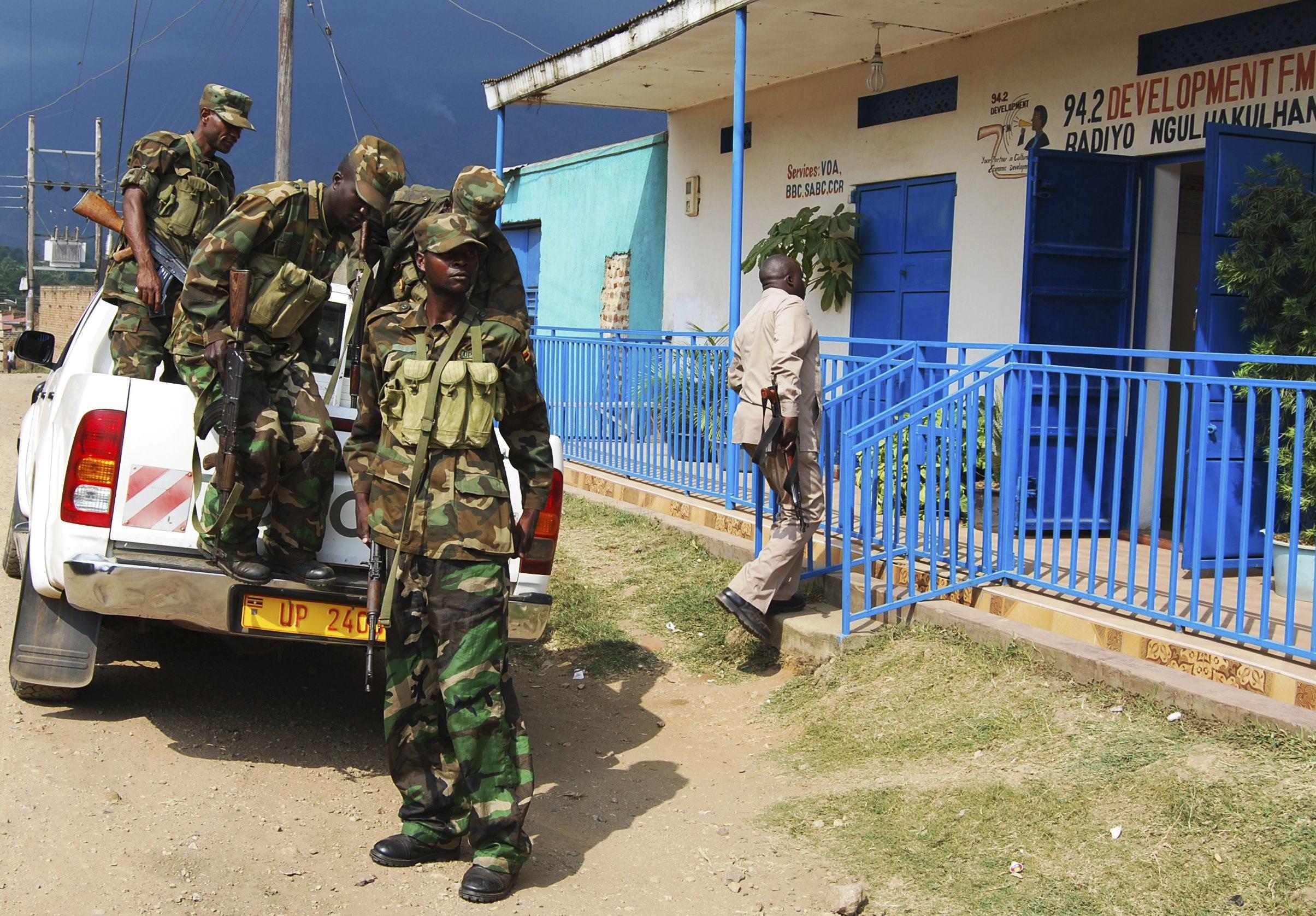 Uganda Says it Killed 60 Gunmen, Troops Deployed Near Oil Area