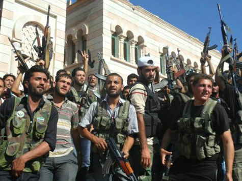 US-Backed 'Moderate' Free Syrian Army Factions Join ISIS Terror Group