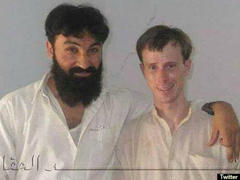 Photo of Bowe Bergdahl Smiling with Taliban Commander Uncovered