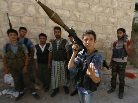 Another Syrian Rebel Group Joins Forces with ISIS Terror Group