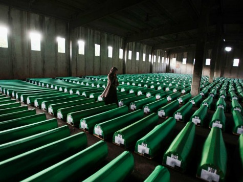 Hundreds Mourn Identified Victims from Srebrenica Massacre in Bosnia