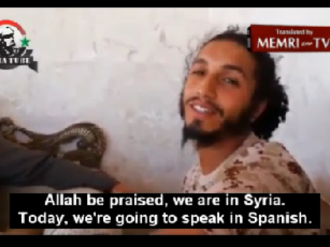 ISIS Jihadists Vow to 'Liberate' Spain in Spanish Language Video