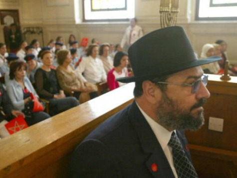 Casablanca, Morocco Rabbi Beaten in Public over Israel's Gaza Initiative