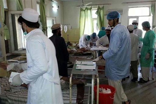 89 Killed in Suicide Blast in East Afghanistan
