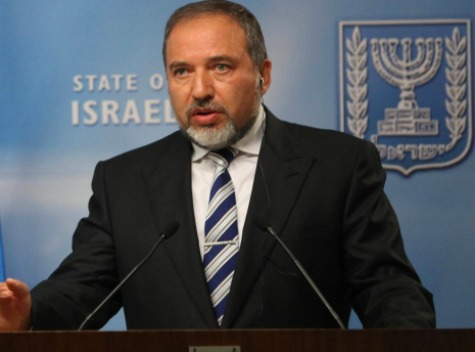 Israeli Foreign Minister Avigdor Lieberman: Time to Take Back Gaza