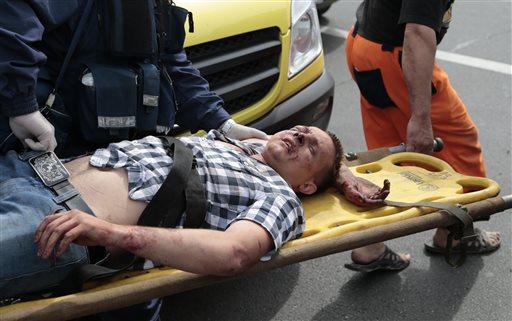 19 Dead, 150 Injured in Moscow Subway Derailment