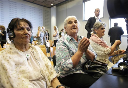 Court: Dutch Not Liable for Most Srebrenica Deaths