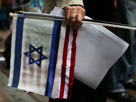 Pew: Americans Favor Israel over Palestinians almost 4 to 1