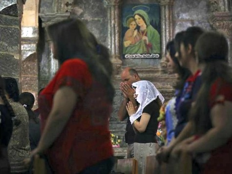 CA State Senator Welcomes Iraqi Christians to The USA