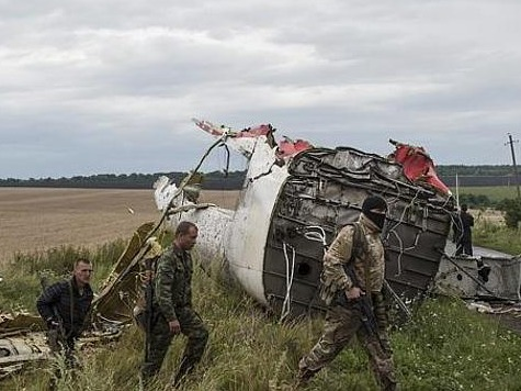 Russian Media Claim Ukraine Shot Down MH17 to Assassinate Vladimir Putin