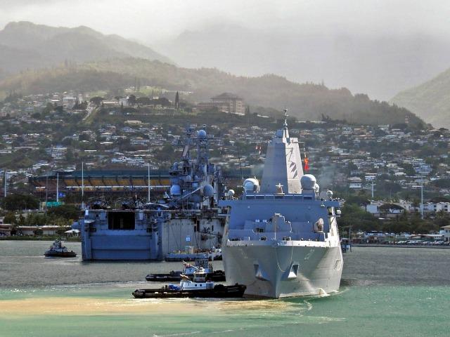 China Sending 'Spy Ship' to Monitor U.S. Exercises off Coast of Hawaii