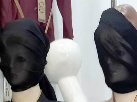 Islamic State Says Mannequins Must Wear Veils