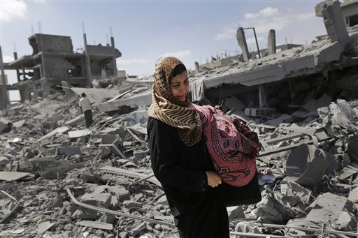 Hamas Rejects 4-Hour Gaza War Truce Extension