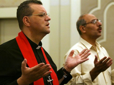 Anglican Vicar: End of Christianity in Iraq Is 'Very Near'
