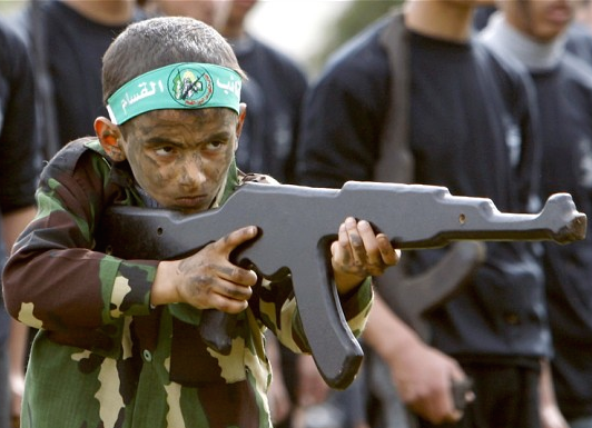 Report: Hamas Used Child Labor to Build Terror Tunnels; Hundreds Killed